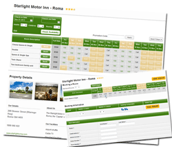 Book Accommodation Online and Save at Starlight Motor Inn - Roma QLD