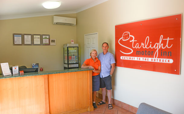 Contact Us for Accommodation in Roma QLD